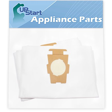 2 Replacement Kirby G9D Vacuum Bags - Compatible Kirby 204811, Universal Vacuum Bags. Fits Style F, Twist and Sentria (Sentra Models)