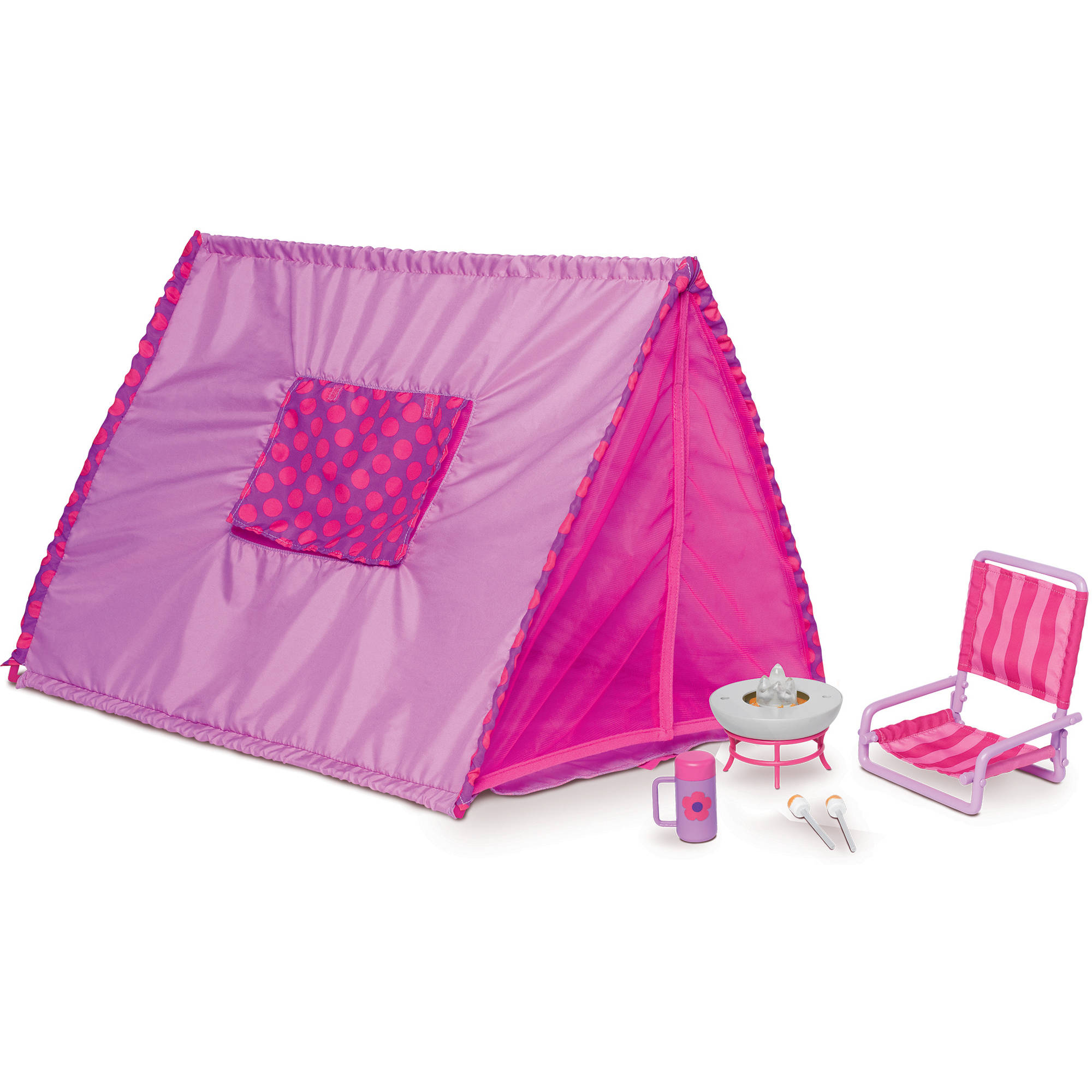 My Life As Doll Camping Set Walmart