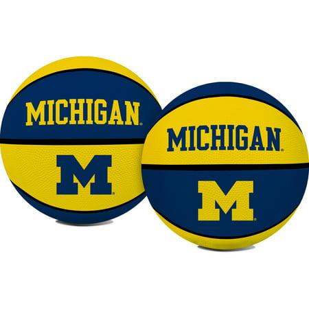 Rawlings NCAA Crossover Full Size Basketball University Of Michigan - University Of Ky Basketball