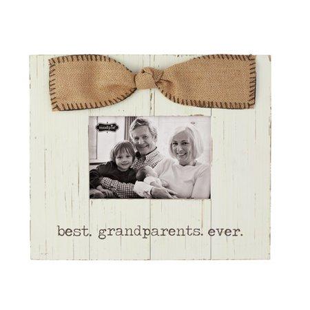 Mud Pie Grandparents Picture Frame - Walmart.com