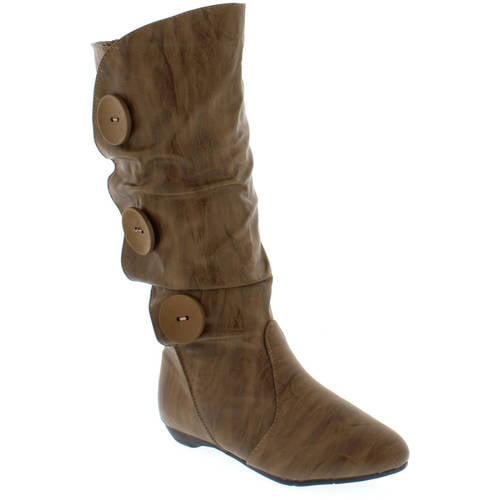 shoes of soul s button boots walmart