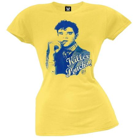 Ugly Betty - Killer Poncho Juniors T-Shirt](Ugly Betty Poncho)