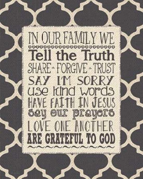 Faith Poster Print by Jo Moulton 24 x 30