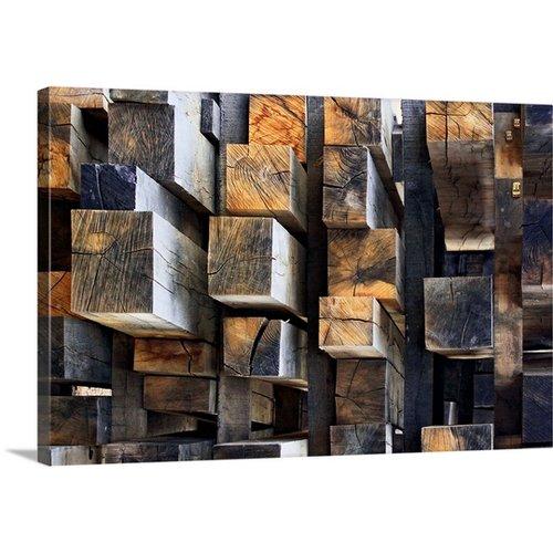 Canvas On Demand New Oak City by Francois Casanova Wall Art on Canvas
