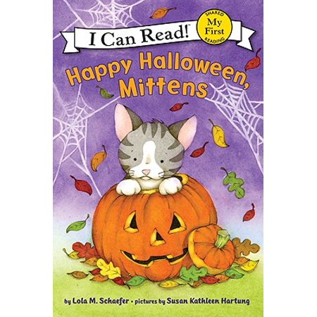 Happy Halloween, Mittens (Paperback)](Scary Happy Halloween Fonts)
