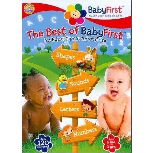 BabyFirst: The Best Of BabyFirst An Educational Adventure by Mill Creek Entertainment