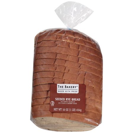 The Bakery Seeded Rye Bread, 16 oz