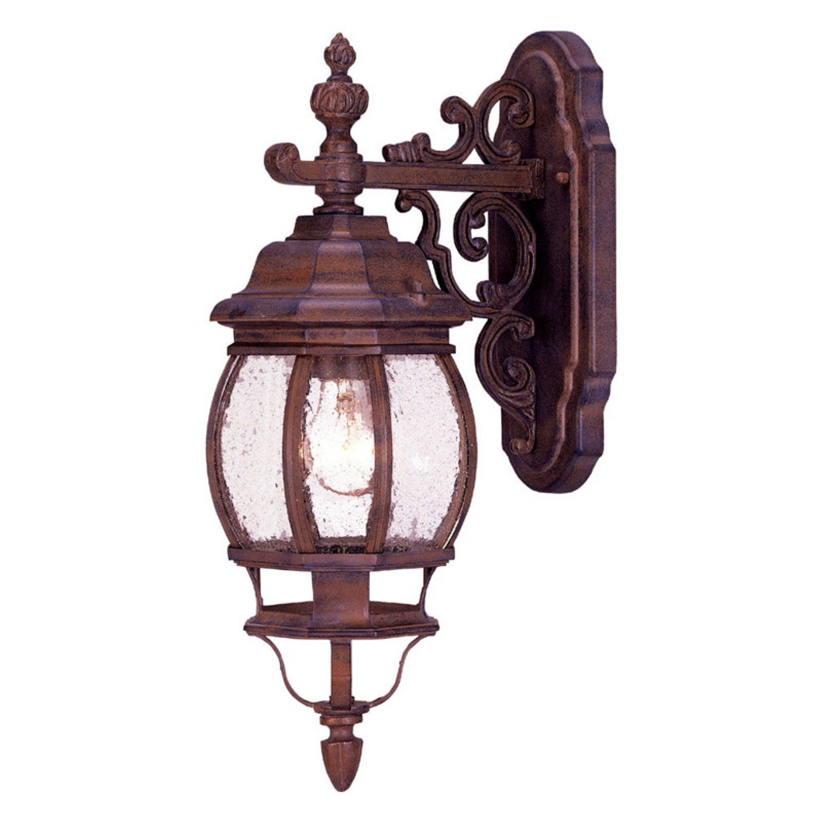Acclaim Lighting Chateau 7.5 in. Outdoor Wall Mount Light Fixture