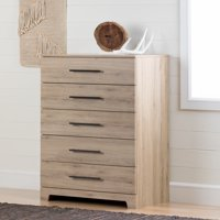 South Shore Primo 5-Drawer Chest, Multiple Finishes