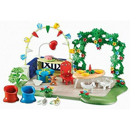 Playmobil Add-On Series - Children's Birthday Party (Playmobil Halloween Party)