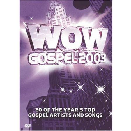 Top 20 Songs For Halloween (WOW Gospel 2003 - 20 Of The Year's Top Gospel Artists And)