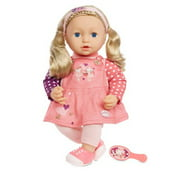 Sophia So Soft Baby Doll with Brushable Hair- Pink Outift