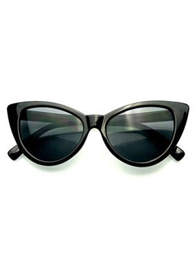0246830b52a Product Image Womens Fashion Hot Tip Vintage Pointed Cat Eye Sunglasses.  Emblem Eyewear