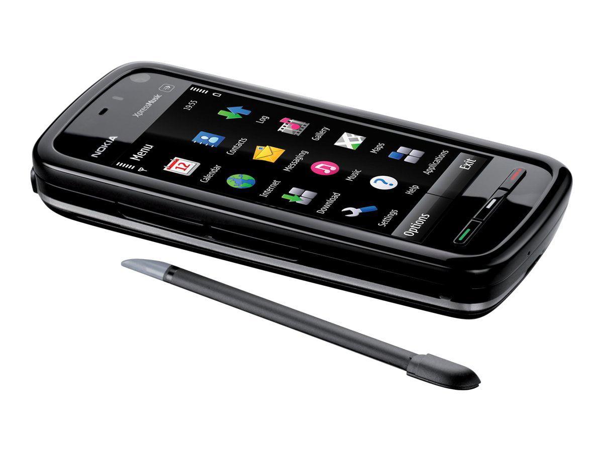 Nokia 5800 XpressMusic - Smartphone - 3G - microSD slot - GSM - 3 2