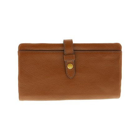 Fossil Women's Fiona Tab Leather Wallet - (Fossil Store Seattle)