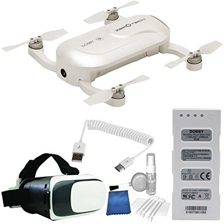 ZeroTech DOBBY Pocket Drone Starter Virtual Reality Experience Kit