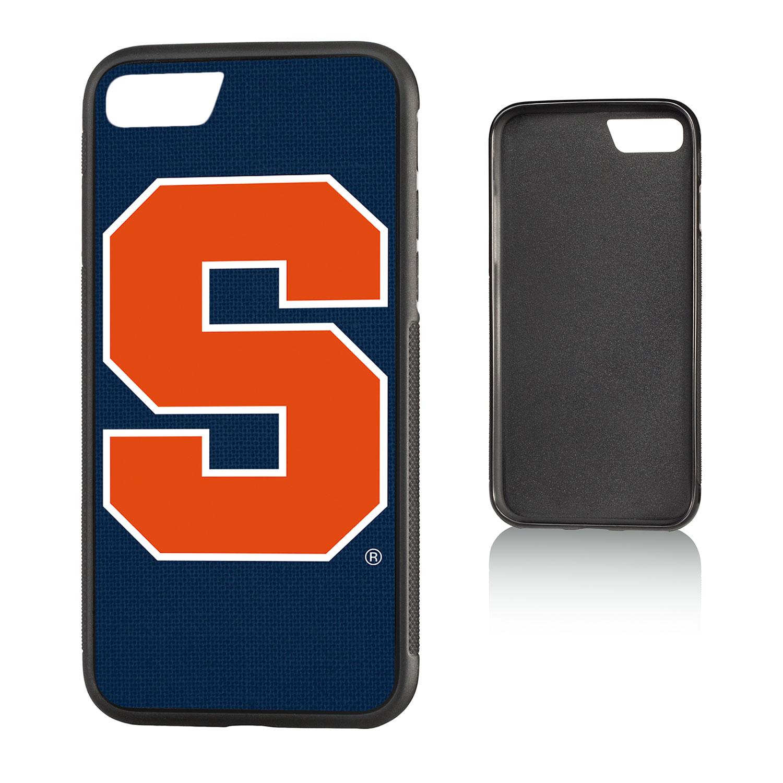 Syracuse Orange Solid Bump Case for iPhone 8 / 7