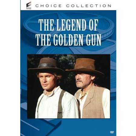 The Legend Of The Golden Gun (DVD) (The Legend Of The Golden Gun Western)
