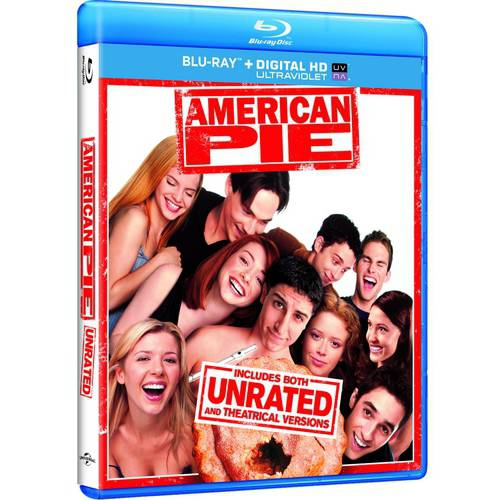 American Pie (Unrated) (Blu-ray + Digital HD) (With INSTAWATCH) (Widescreen)