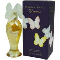 Mariah Carey 259681 Dreams Eau De Perfume Spray - 1.7 oz.