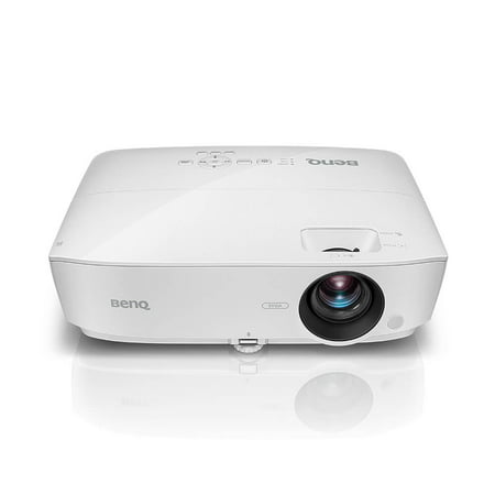 BenQ Eco-Friendly SVGA Home and Business Projector, White