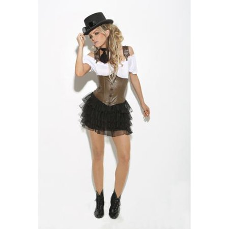 Steampunk Rose Sexy Racy Women's Costume](Racy Halloween Jokes)