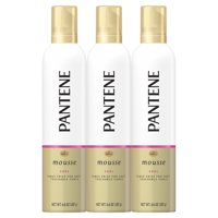 Pantene Pro-V Curl Mousse to Tame Frizzy Hair