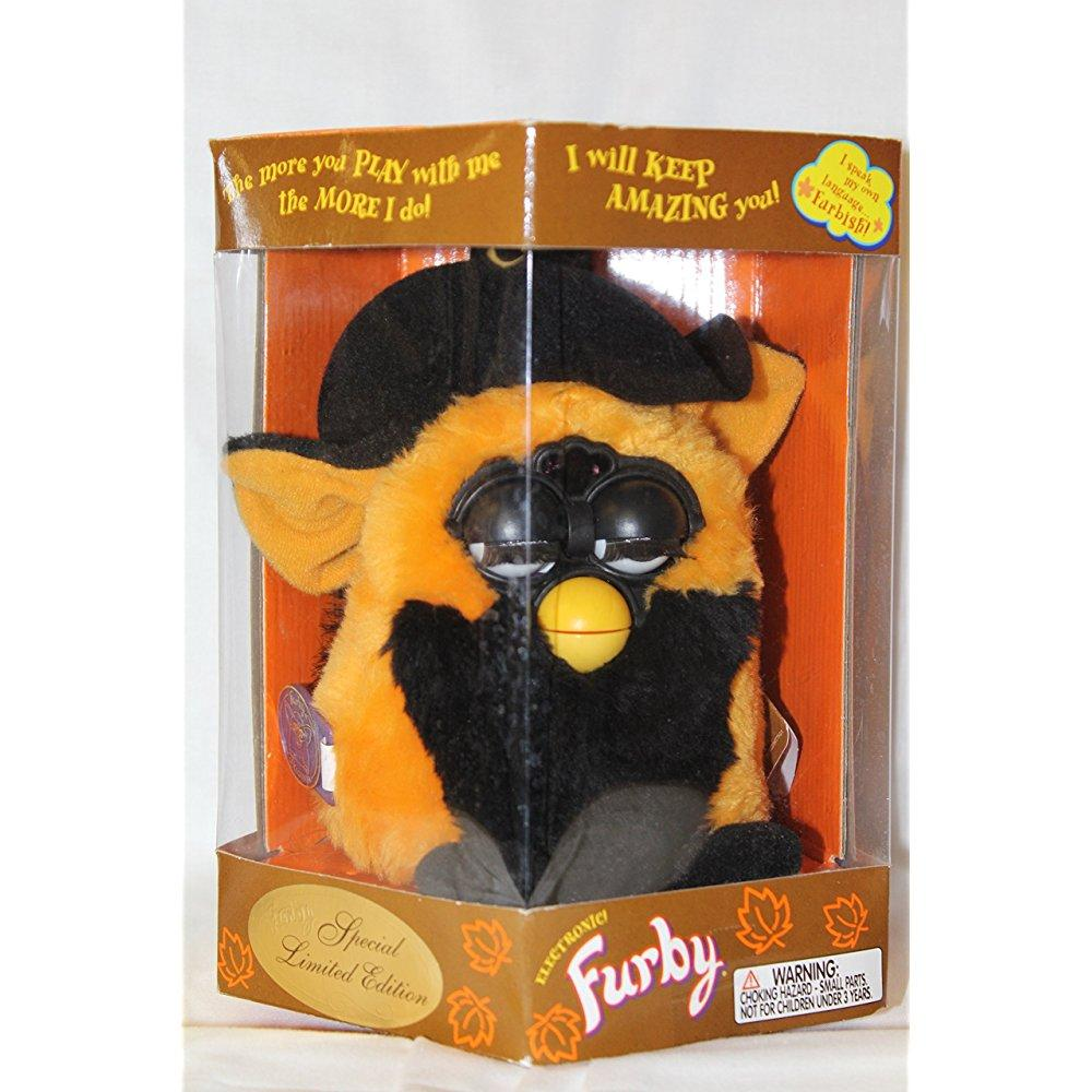Furby Special Limited Edition Halloween by Tiger