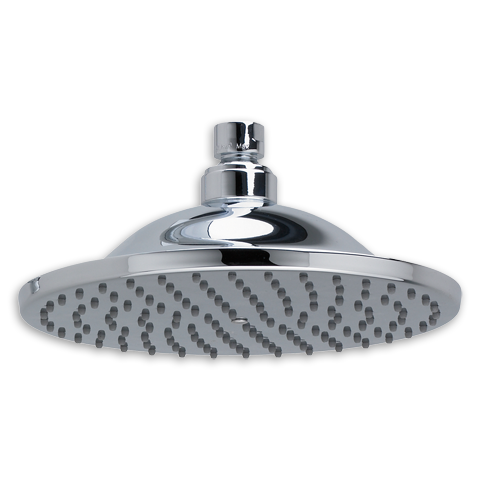 """American Standard Traditional 10"""" Round Fixed Rain Shower Head in Chrome"""