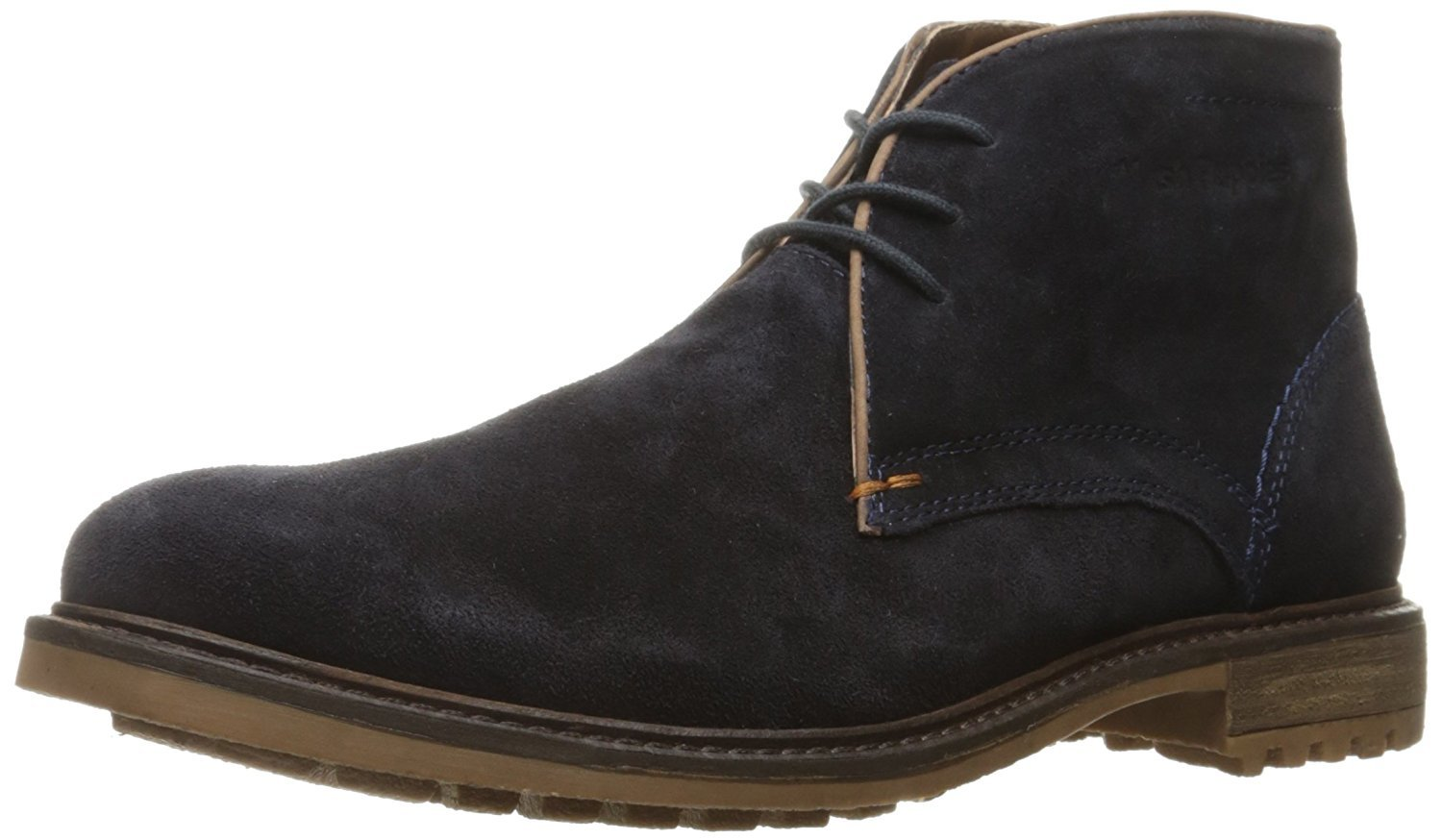 Hush Puppies BENSON RIGBY Mens Suede Lace Up Chukka Boots by Wolverine