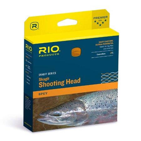 Rio Skagit Short Head - Rio: Max Short Shooting Head, 600gr