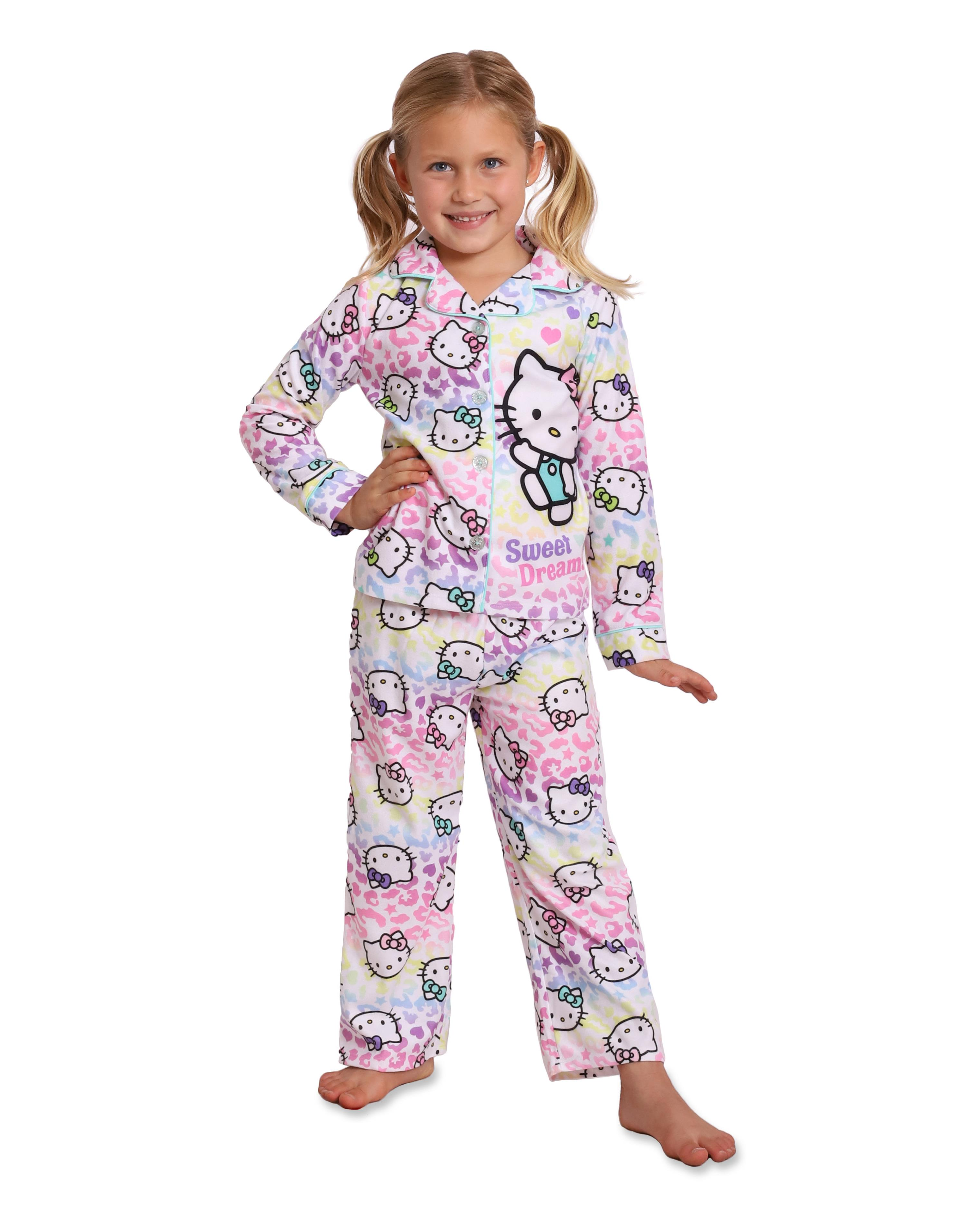 My Little Pony Girls Pajamas | Cotton PJs For Kids | Cute