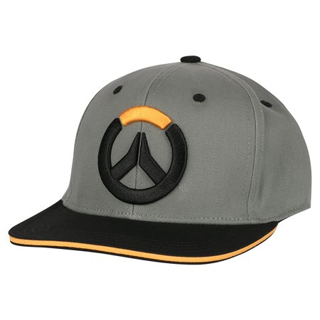 Overwatch Blocked Stretch Fit Hat L/XL ()