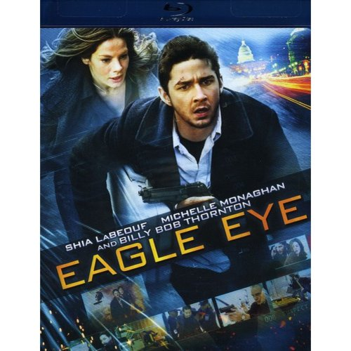 Eagle Eye (Blu-ray) (Widescreen)
