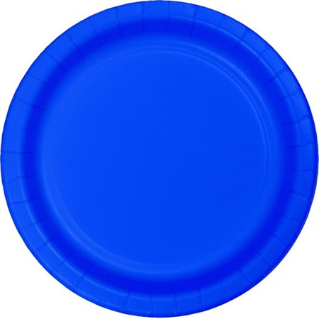 Cobalt Luncheon Plate - Group  Cobalt Luncheon Plate, Pack of 12 - 8 per Pack