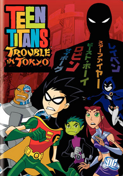 Teen Titans: Trouble In Tokyo (DVD) by WARNER HOME VIDEO