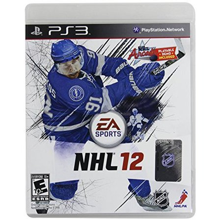 Refurbished NHL 12 For PlayStation 3 PS3 Hockey