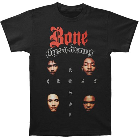 Bone Thugs - N - Harmony Men's  Crossroads #2 T-shirt