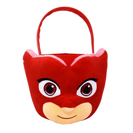 PJ Masks Owlette Medium Plush Easter Basket ()