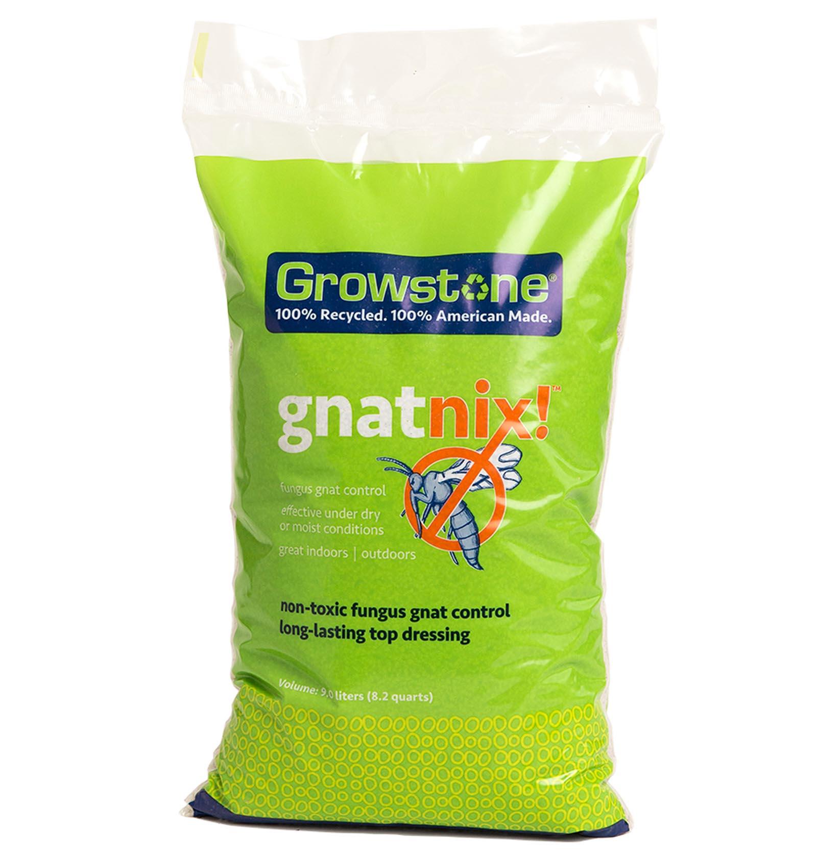 Growstone Gnat Nix 9 Liter Chemical-Free Fungus Gnat Control Bag  | GPGC33CF