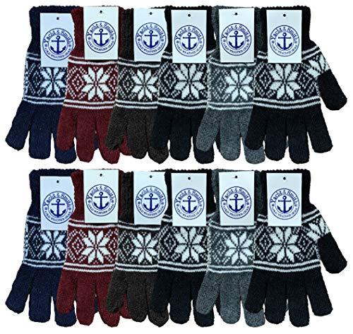 Wholesale Bulk Winter Gloves For Men Woman Bulk Pack Warm Winter Thermal Gloves