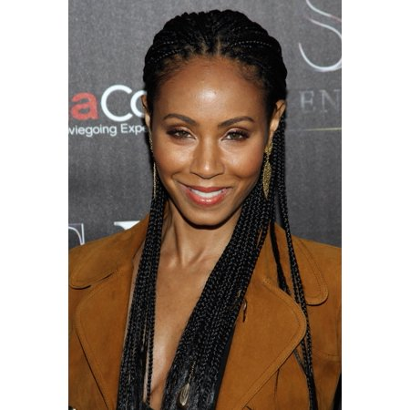 Jada Pinkett Smith In Attendance For Stx Entertainment Presentation At Cinemacon 2016 The Colosseum At Caesars Palace Las Vegas Nv April 12 2016 Photo By James AtoaEverett Collection Celebrity - Palace Collection 12 Light