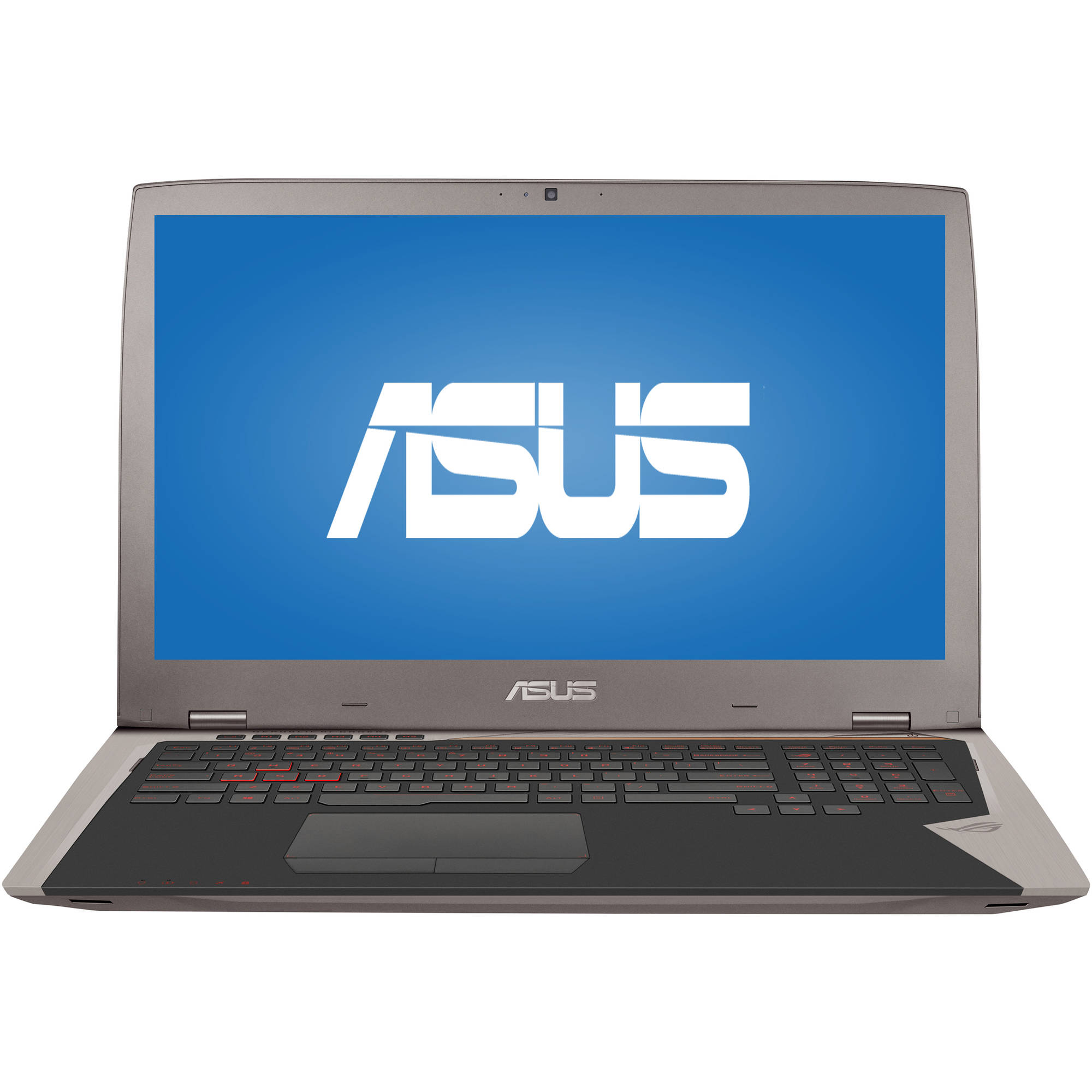 "ASUS Republic of Gamers 90NB0E61-M00120 17.3"" Gaming Laptop, Windows 10 Professional, Intel Core i7-6820HK... by ASUS"