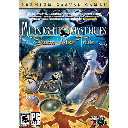 Midnight Mysteries 2: Salem Witch Trials (PC/ Mac)