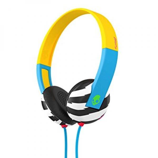 Skullcandy Uproar Headphones Locals Only / Blue / Green