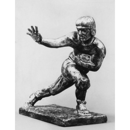 - Heisman Memorial Trophy Award History