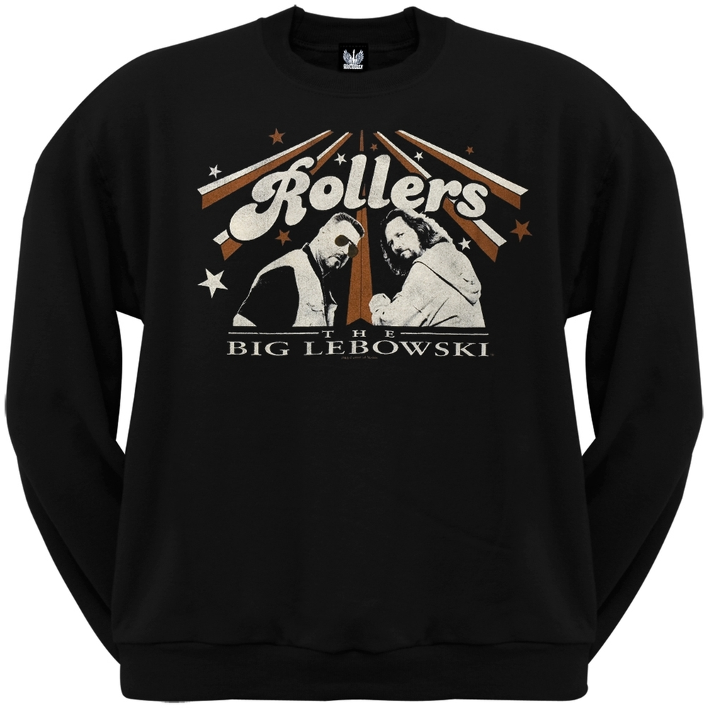 The Big Lebowski - Rollers Crew Neck Sweatshirt