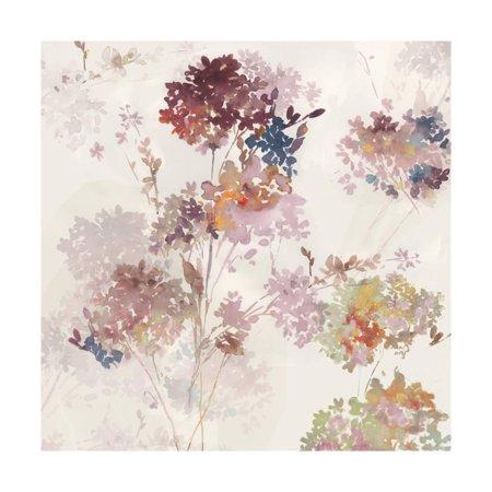 Sweet Hydrangea III Print Wall Art By Asia Jensen