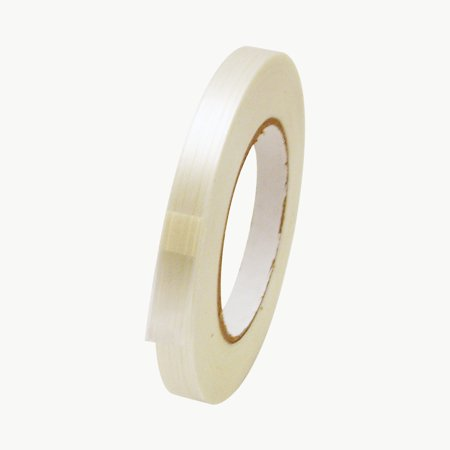 JVCC 761 Industrial Grade Filament Strapping Tape: 1/2 in. x 60 yds. (Natural)