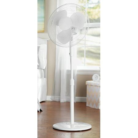 Oscillating Box Fan (Mainstays 16
